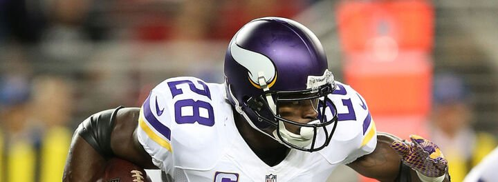 Adrian Peterson Says He Is In 'No Rush' To Sign With A New Team
