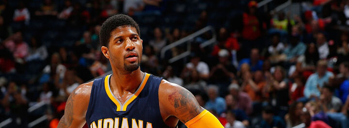 Paul George Has $212 Million Reasons To Be Happy About Kevin Durant's Injury
