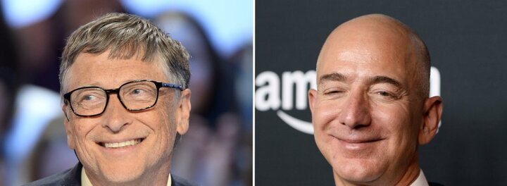 What Would It Take For Jeff Bezos To Overtake Bill Gates To Become The Richest Person On The Planet?