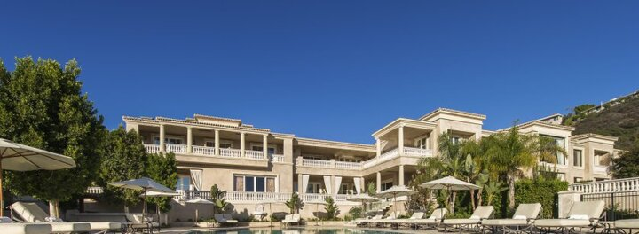 "Billionaire Jeff Greene Relists His ""Palazzo di Amore"" For $129 Million"