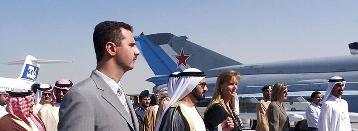 Bashar al-Assad And Family Control A Massive Amount Of Money