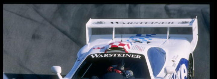 Pink Floyd Drummer Nick Mason Crashes McLaren F1 GTR Worth Millions