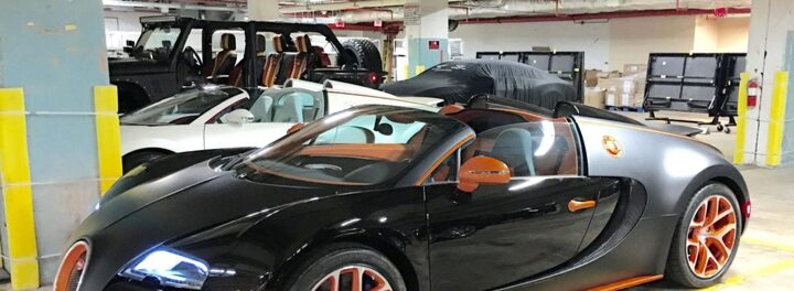 Floyd Mayweather's Old 2015 Bugatti Grand Sport Vitesse Is Now For Sale On eBay