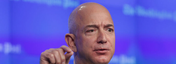 Jeff Bezos Is Closer Than Ever To Being The Richest Person On The Planet