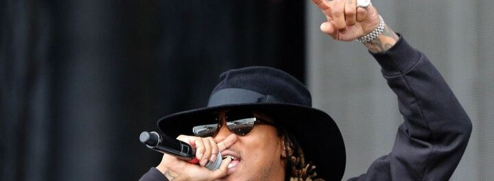 Future Brings $1 Million In Cash To A Studio Session With DJ Khaled