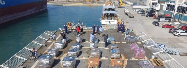 US Coast Guard Offloads $1 BILLION Worth Of Seized Cocaine In Florida