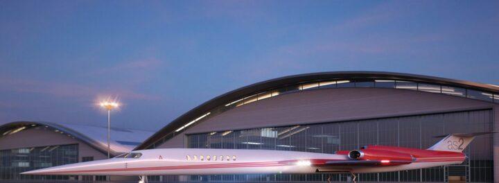 Billionaire Robert Bass Enlists GE To Create Supersonic Luxury Jet