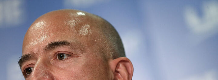Jeff Bezos Sells Almost A Billion Dollars In Amazon Stock To Fund Space Exploration