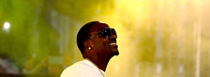 Akon Sued By Former Business Partner For $150 Million