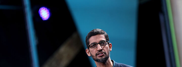 Google's Current CEO Sundar Pichai Made A TON Of Money Last Year