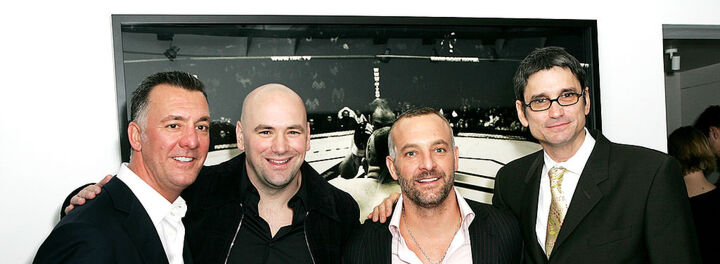 The Two Most Famous MMA Owners Have Opened Up A $500 Million Investment Firm