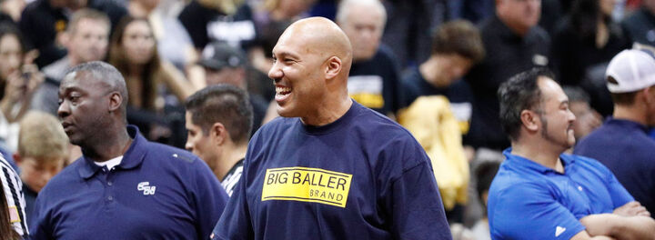 An Argentine Brand Accuses Lavar Ball's Big Baller Brand Of Stealing Their Name
