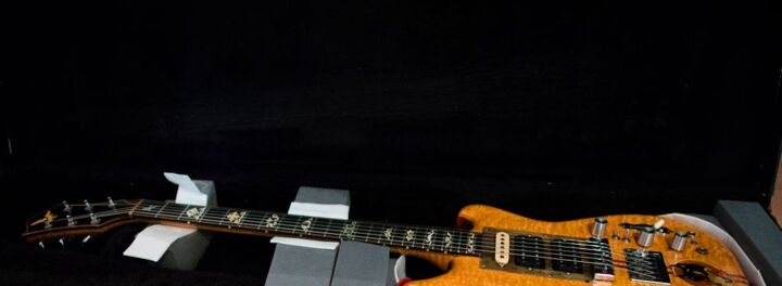 Jerry Garcia's Legendary Guitar Is Expected To Sell For $1M