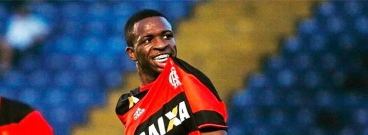 Real Madrid Pay Record Breaking Transfer Fee To Acquire Brazilian Forward Vinicius Junior