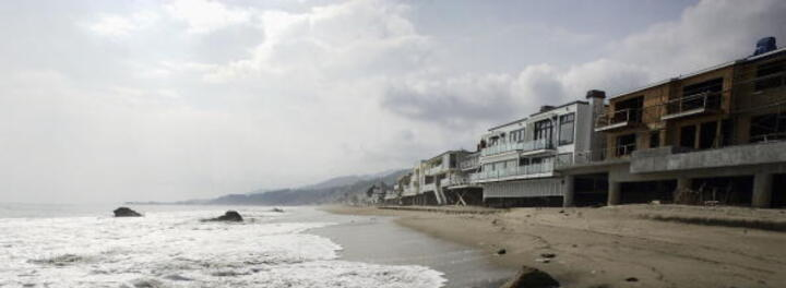 David Geffen's $85 Million Malibu Beach House Bought By Dodgers Owner