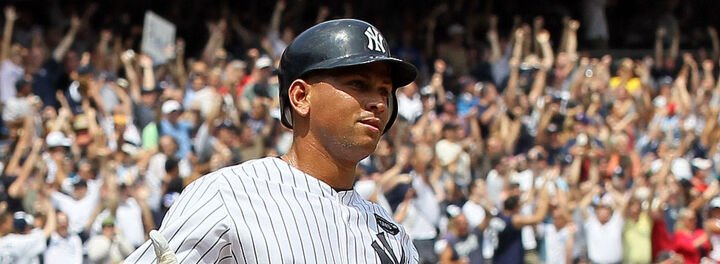 Alex Rodriguez Made More Money On The Field Than Any Other Athlete In Professional Sports