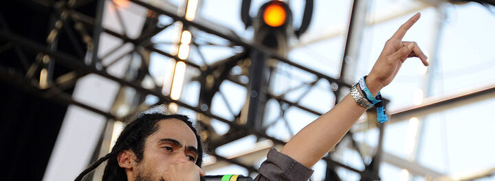 Damian Marley Invests In 'High Times' Magazine