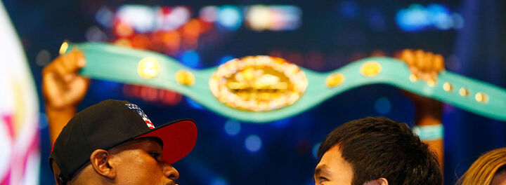 Manny Pacquiao Wants A Rematch With Floyd Mayweather