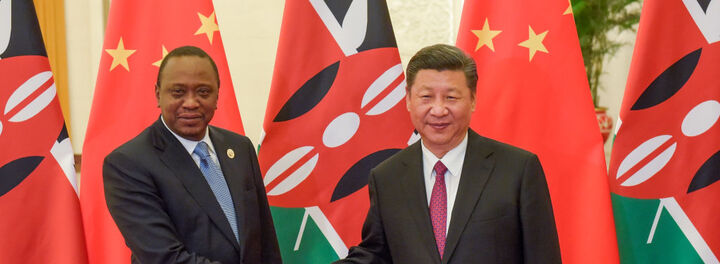 Chinese President Xi Jinping Pledges Billions To Build New Silk Road
