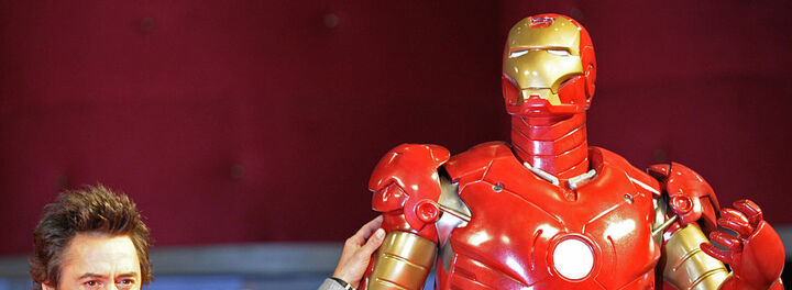 Robert Downey Jr. Has Made A Tony Stark-Like Fortune Playing Iron Man