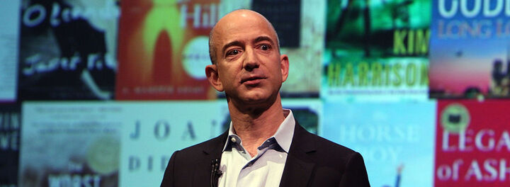 Jeff Bezos Asked Twitter Followers How To Give Away Some Of His Money