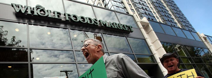 Whole Foods Employee's Future Uncertain After $13 Billion Dollar Amazon Acquisition