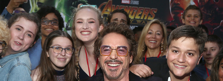 Robert Downey Jr. Purchases Malibu House For Nearly $4M