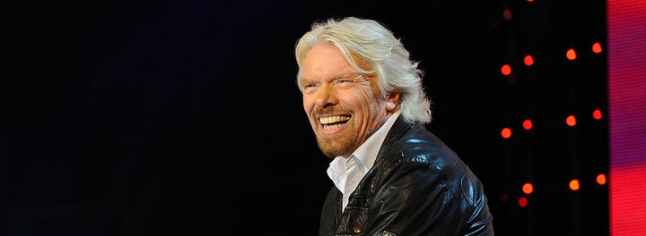 How Billionaire Richard Branson Spends His Mornings