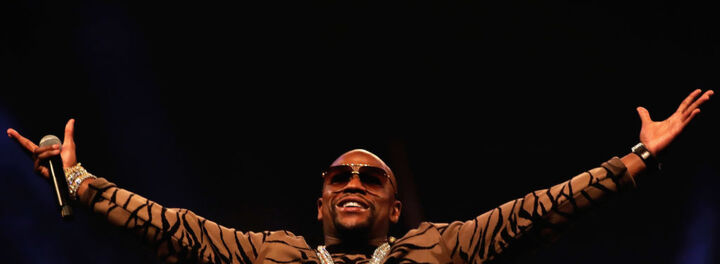 Floyd Mayweather Has Been A Part Of The Four Highest-Grossing Boxing Matches In History