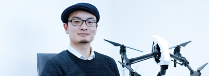 Asia's Youngest Tech Billionaire Is A Drone Mogul