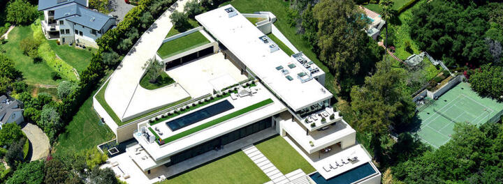 Jay-Z And Beyonce Took Out A $52 MILLION Mortgage To Buy $88 Million Bel Air Mansion