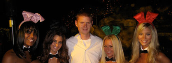 The Time I Went To The Playboy Mansion