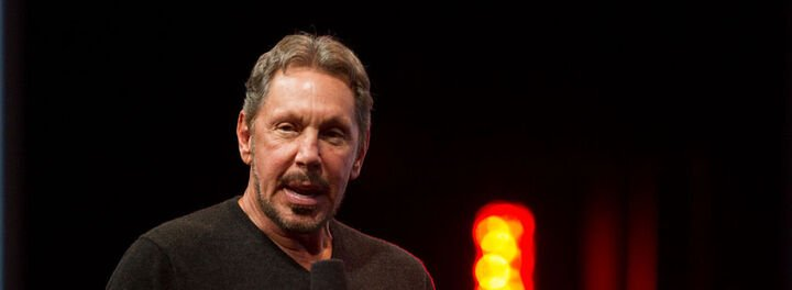 Oracle Founder Larry Ellison Lost More Than $3 Billion In One Day Last Week
