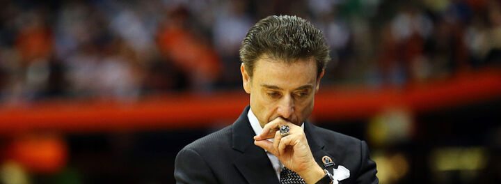 Rick Pitino Could Lose Up To $55 Million If He's Fired With Cause