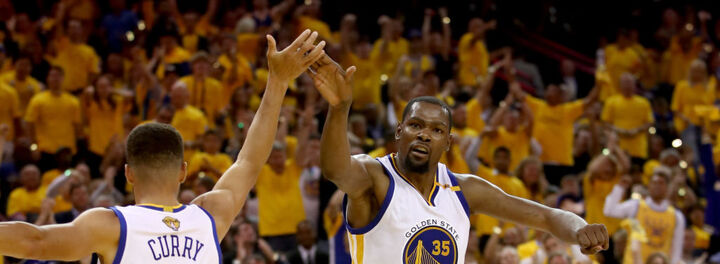 The Golden State Warriors Signed The Largest NBA Advertising Deal Yet