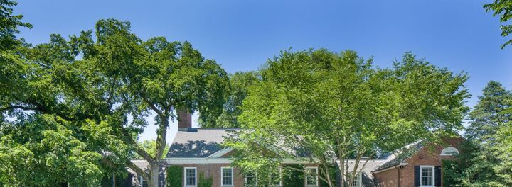Late Billionaire David Rockefeller's Country Mansion Could Be Yours For $22 Million