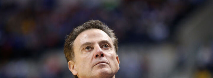 Rick Pitino Received 98 Percent Of The Cash From Louisville's Adidas Deal