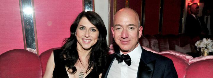 Inside The Marriage Of Jeff and MacKenzie Bezos