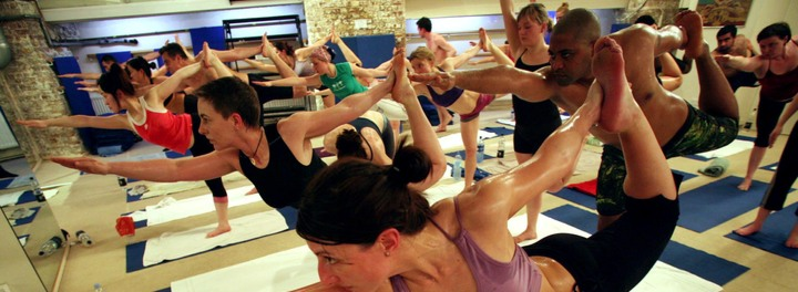 Bikram Yoga Files For Bankruptcy In Wake Of Founder's Sex Scandal