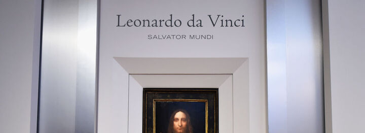 Rare Da Vinci Painting Breaks The Bank At Auction