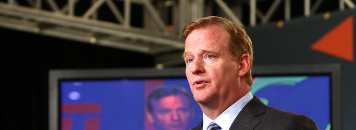 Where Would Roger Goodell Place On List Of Top Paid CEOs With $50 Million Contract?