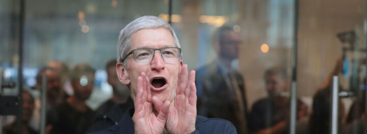 Apple Is $2 Away From Being A $1 Trillion Company (And Tim Cook Is On The Verge Of A Massive Bonus)