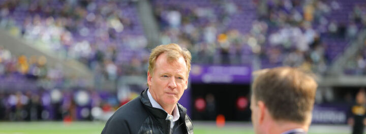 Roger Goodell Just Signed A Five-Year Extension That Could Be Worth $200 Million
