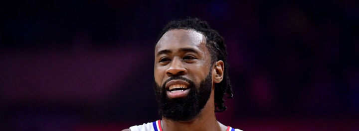 DeAndre Jordan Is Donating $100 Per Rebound To Hurricane Relief Efforts