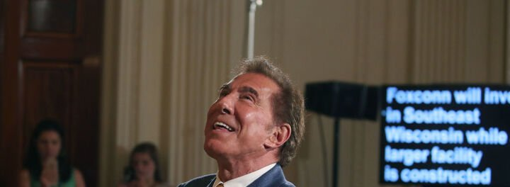 Steve Wynn Lost More Than $425M From His Scandal This Week