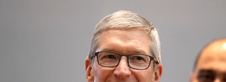 Apple CEO Tim Cook No Longer Flies Commercial, Travels By Private Planes Only