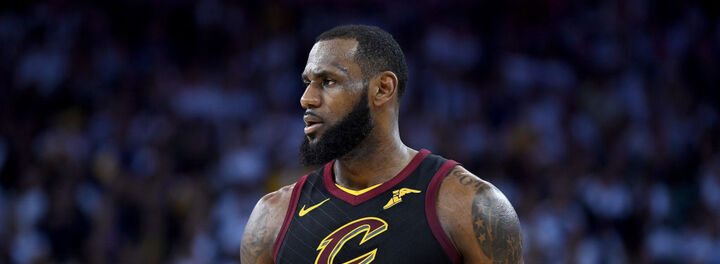 LeBron James Is The Second Highest-Paid Athlete In The World – Here's How Much He's Made In His Career