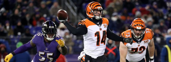 Buffalo Bills Fans Raised A Ton Of Money For Cincinnati Bengals Quarterback Andy Dalton