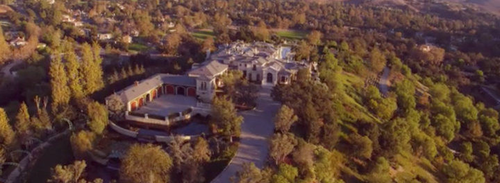 Thomas Tull Selling His Massive L.A. Area Estate For $85 Million