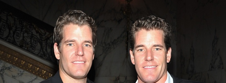 The Winklevoss Twins Have Lost $700 Million In 48 Hours